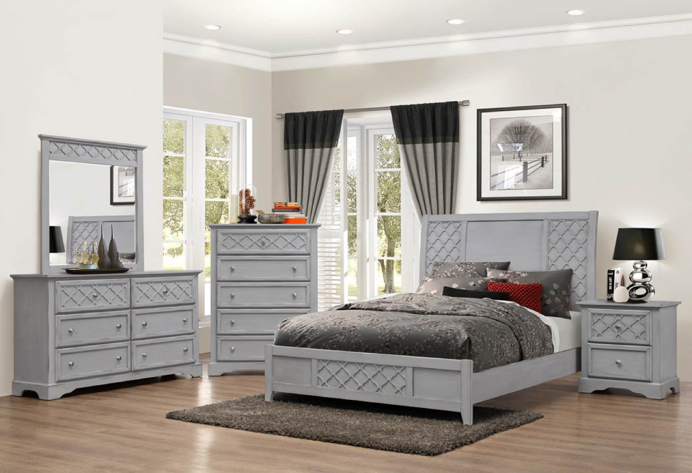 TS0066 Bedroom Furniture