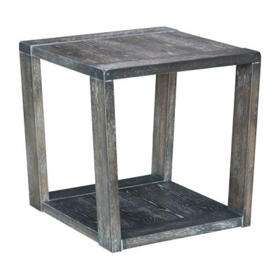 100779 Skyline End Table Gray