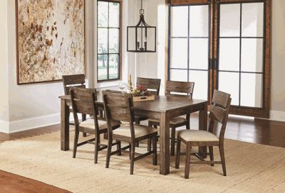 D822 Brayden Rectangular Table Dining Furniture