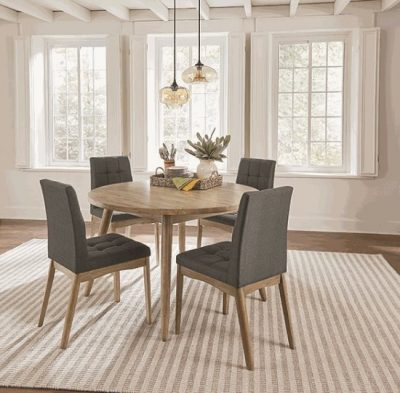 D838 Barcelone Round Table Dining Furniture