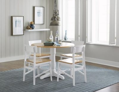 D878 Christy Round Table Dining Furniture