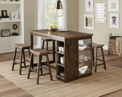 D879 Kenny Rectangular Table Dining Furniture