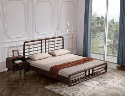 malmo king size bed